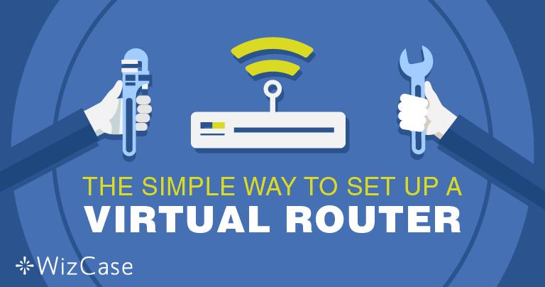 Configurarea unui router virtual cu VPN în Windows