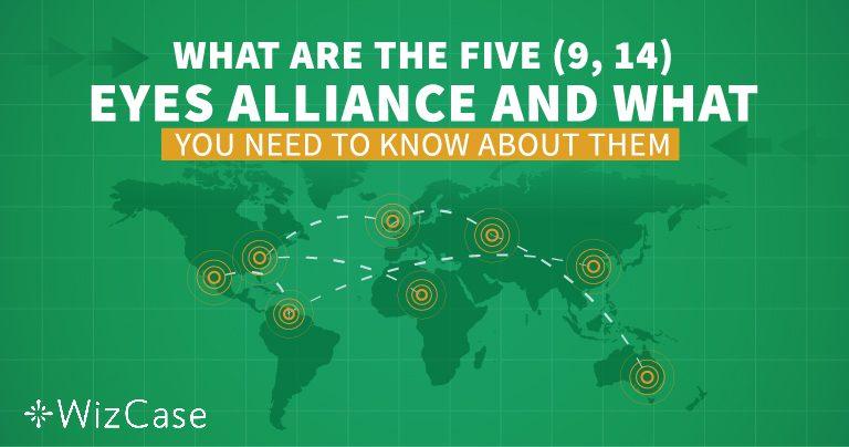 Să înțelegem Alianțele Cinci, Nouă și 14 Ochi înainte de a alege orice VPN!