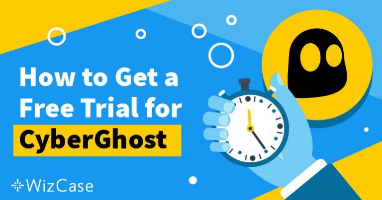 Testați gratuit CyberGhost timp de 45 de zile – iată cum