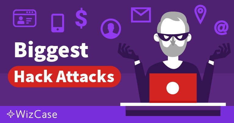 Cele mai mari 15 atacuri cibernetice