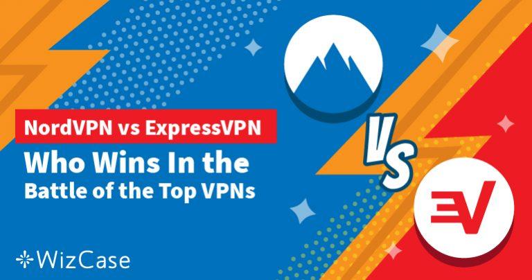 ExpressVPN vs. NordVPN – câștigătorul celor 7 categorii
