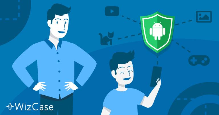 Cele mai bune aplicații de control parental pentru Android – Testate în iulie 2021